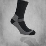 Tekninen sukka 480 / harmaa