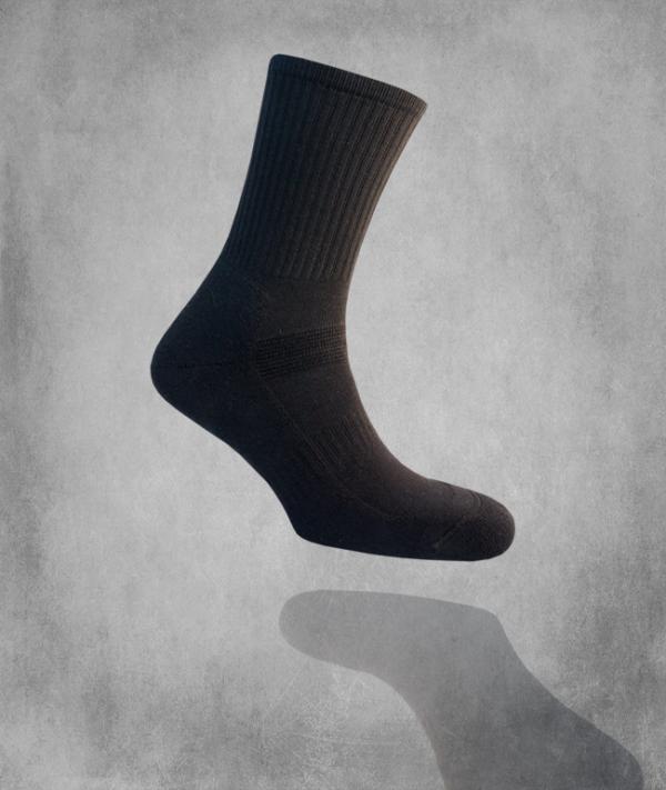 Tekninen sukka 480 / musta
