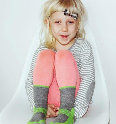 Tekniset sukat - Lasten koot